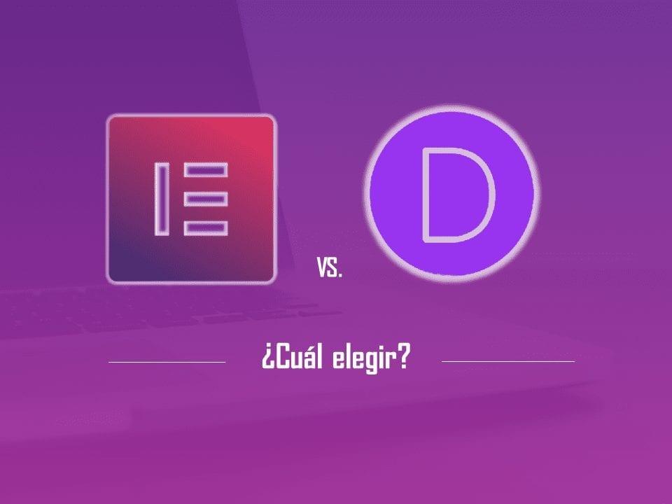 elementor vs divi ¿cual es el mejor maquetador web