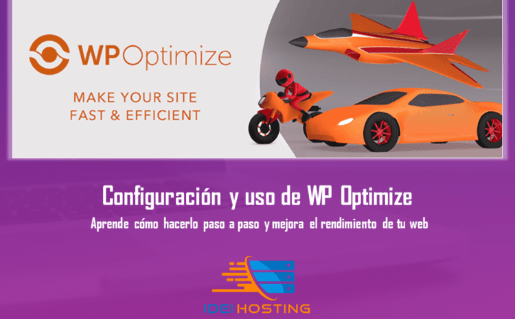 wp-optimize-plugin-configuración