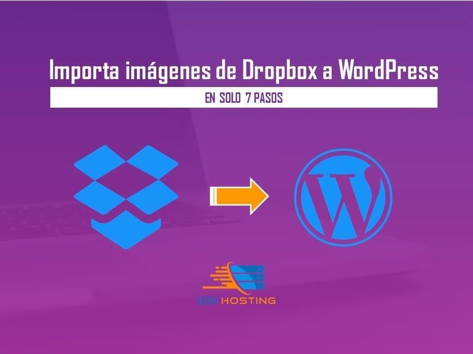 importar-imágenes-de-dropbox-a-wordpress