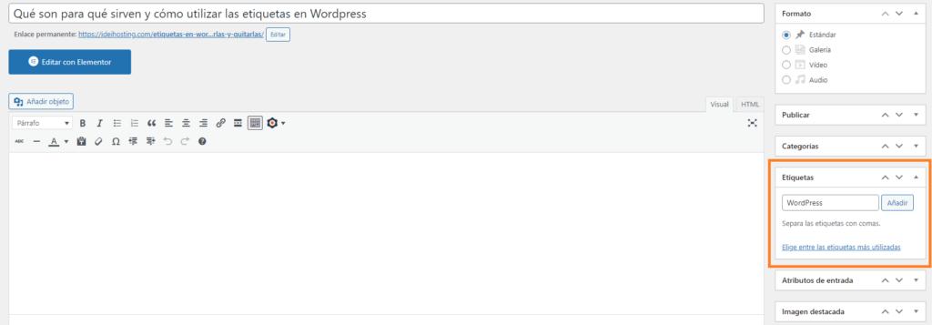 añadir-etiquetas-a-wordpress